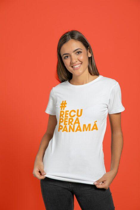 Recupera Panama camiseta